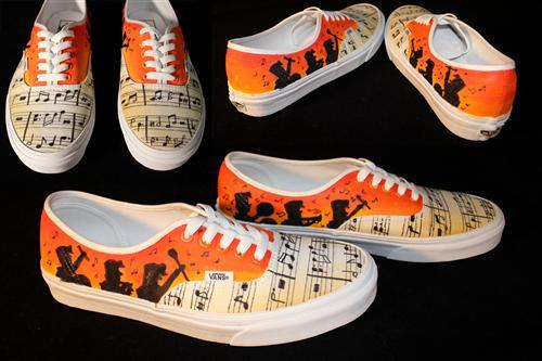 vans music